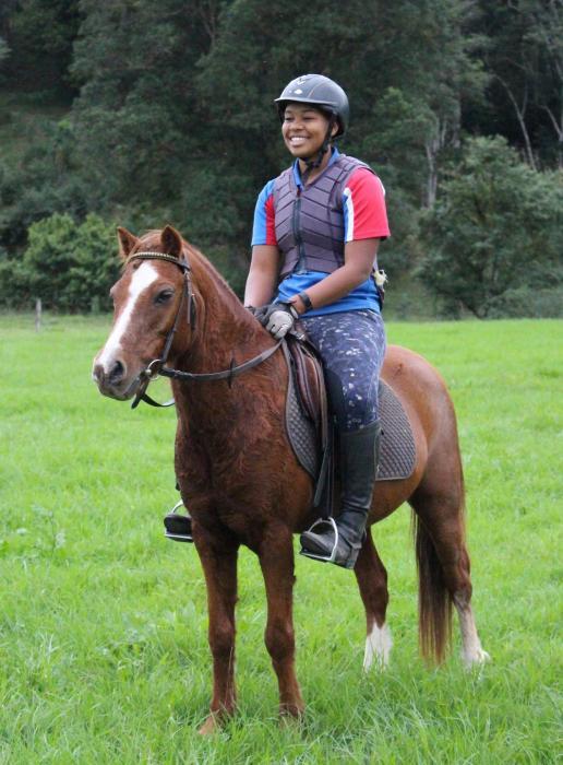 Beautiful experienced leadline or off lead Pony