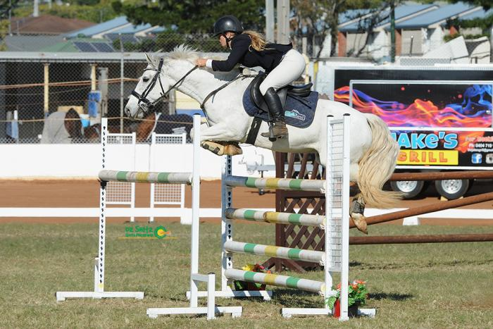 Outstanding Showjumping Pony