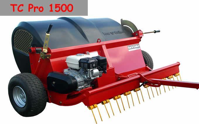 Paddock Sweeper Pro 1500
