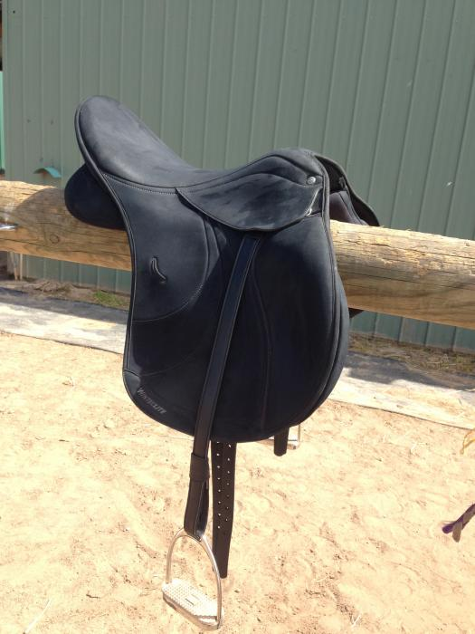 Full Leather WINTEC LITE all purpose D-LUX saddle