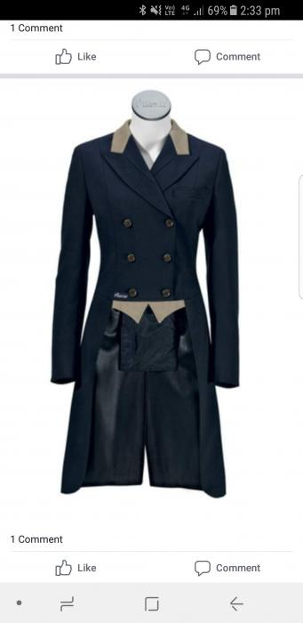 Pikeur Tail Jacket