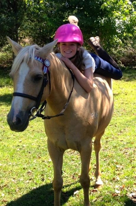 Palomino Pony. 1st or 2nd Pony. Great temperament