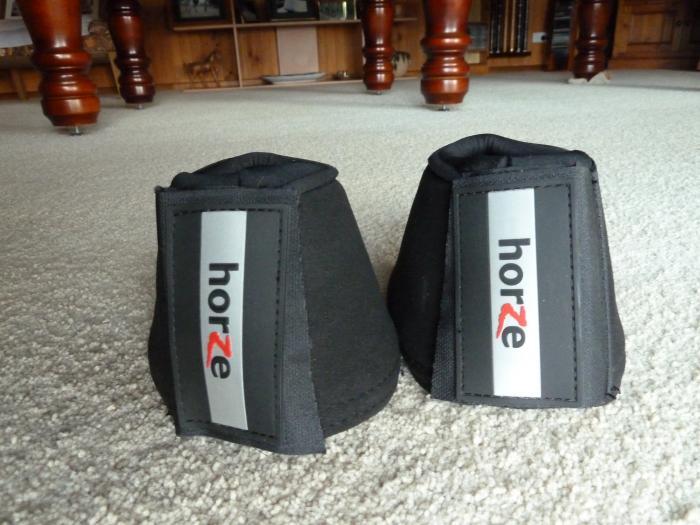 HORZE BRAND BELL BOOTS