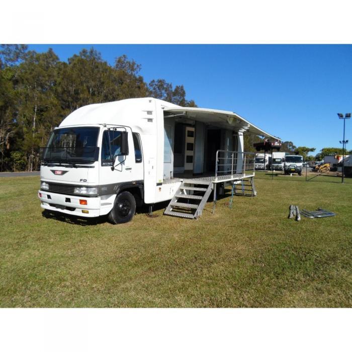 Showroom/Promotional Truck