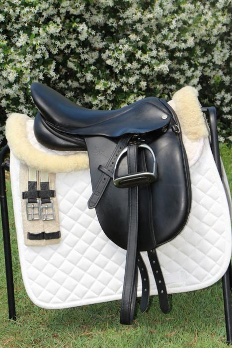 Trainers Pony saddle