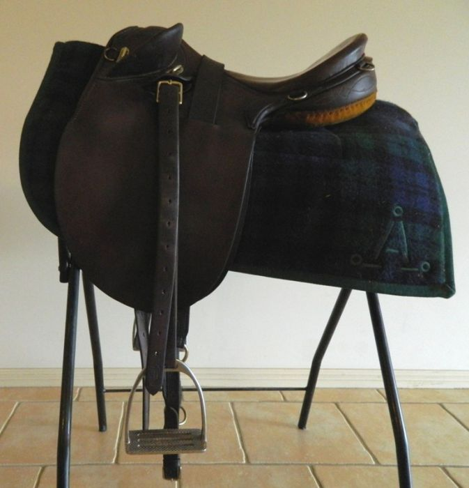 Australian made stock saddle stock horsezone