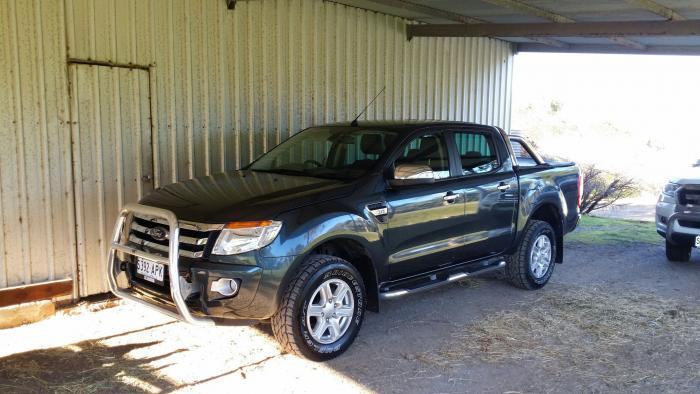 2012 Ford Ranger XLT Auto
