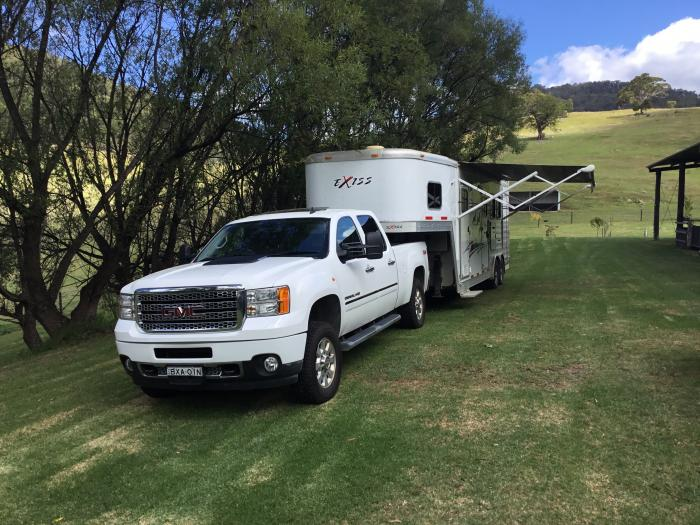 Ultimate Towing Package Exiss  8308 & GMC 2500HD