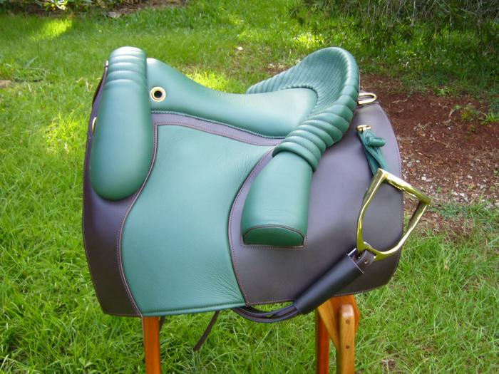 Buckeburger saddle