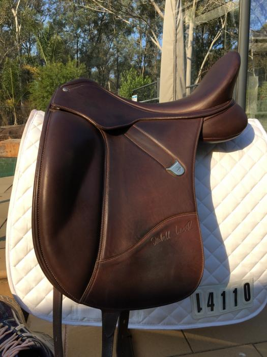 Isabell Werth Dressage saddle