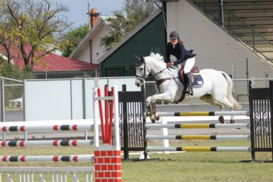 Aus Showjumping Champs - 2011