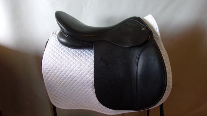 "Trainer's Masters 17.5"" All Purpose Saddle"
