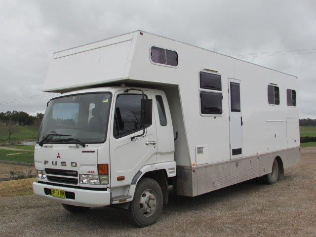 PRICE REDUCED - Great 3 Horse Truck