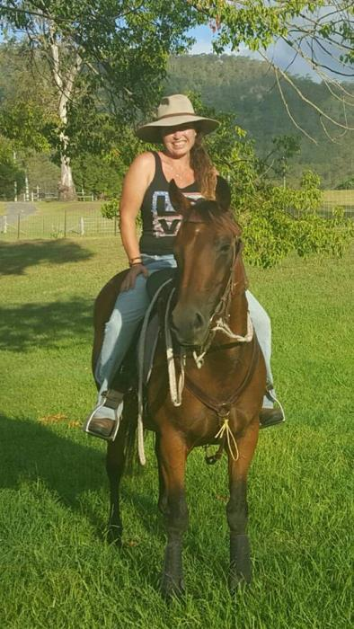 QUALITY QUARTER HORSE MARE