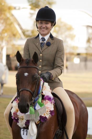 Molly foal - Winner GN qualifier