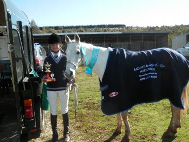 Bacchus Marsh Horse Trials Champion Overall