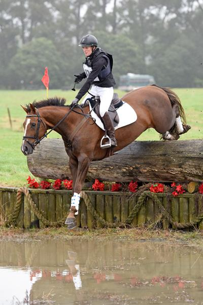 OUTSTANDING HANOVERIAN EVENTER