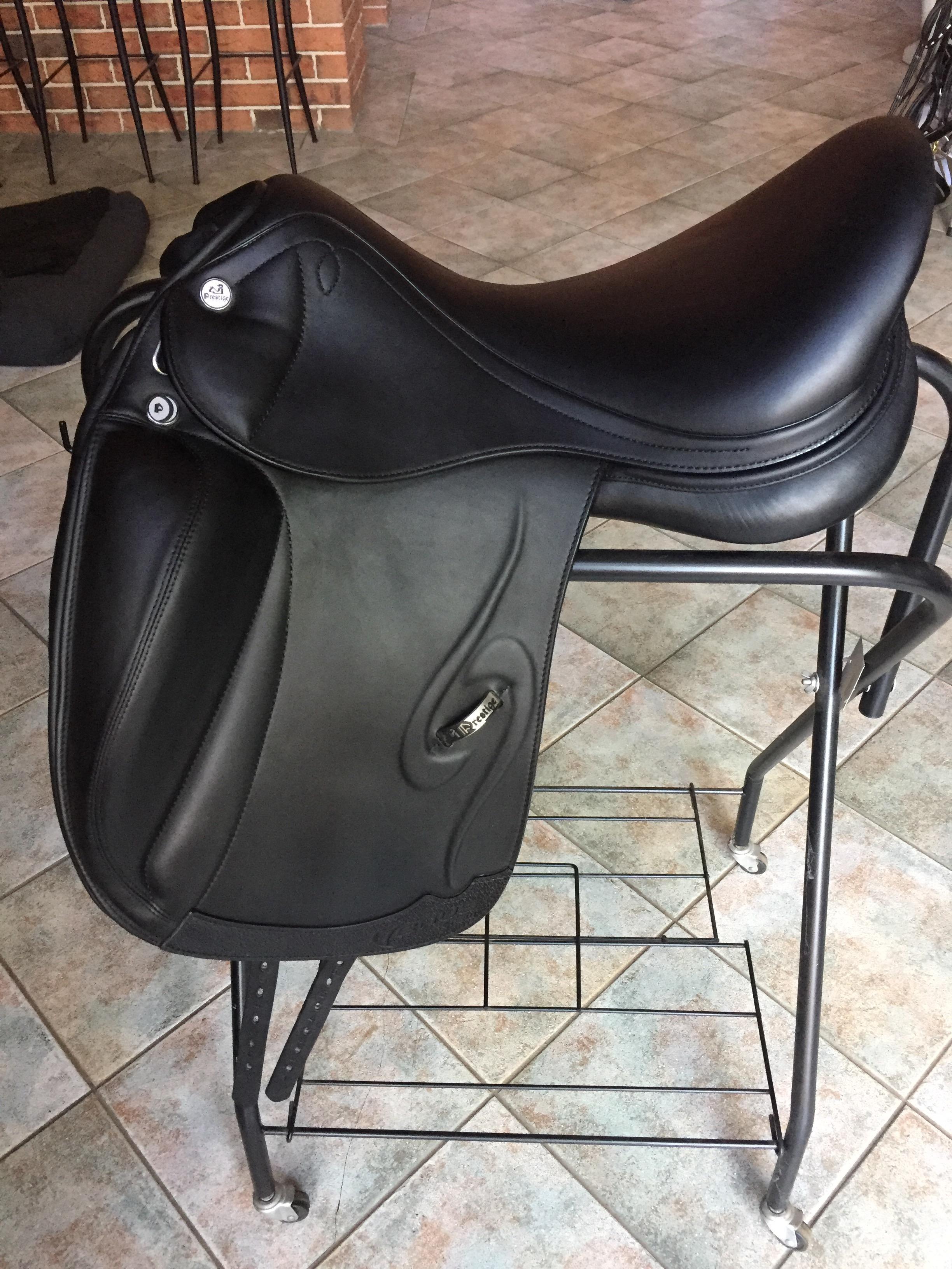 Prestige Venus K Saddle - 34cm Gullet,18 Inch Seat