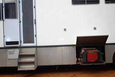 Honda 6.5 kVA generator