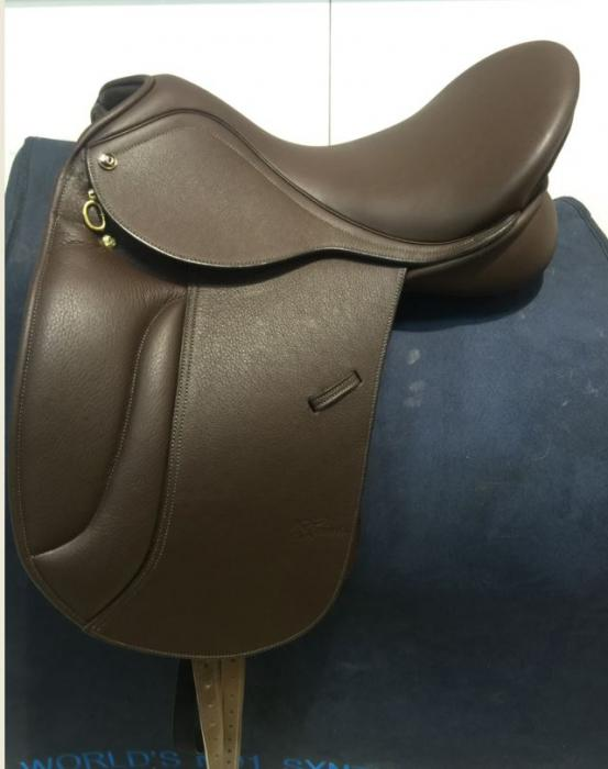 Trainer Mariel Buffalo Brown 17.5