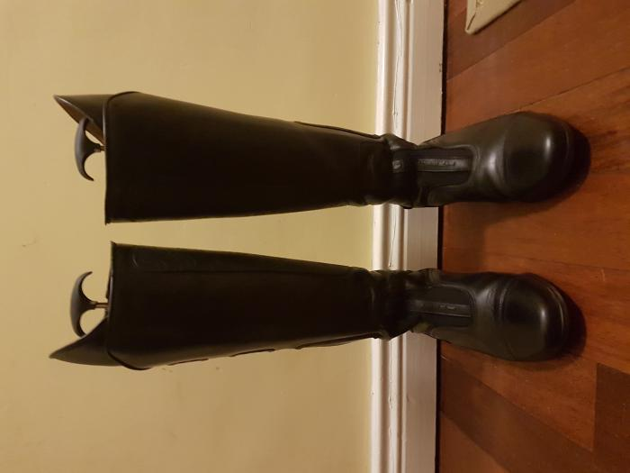 ***REDUCED*** Veredus Guarnieri Tall Boots