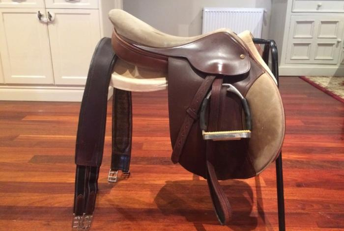 Wentworth Grand Prix Jumping Saddle