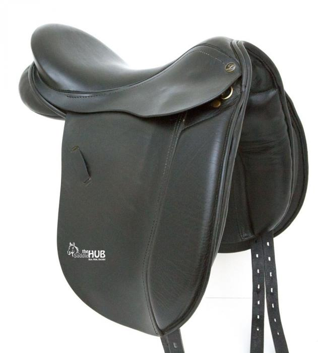 Lucardie Working Hunter Show Saddle 17″