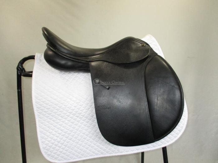 "Trainers Masters 17.5"" All Purpose Saddle"