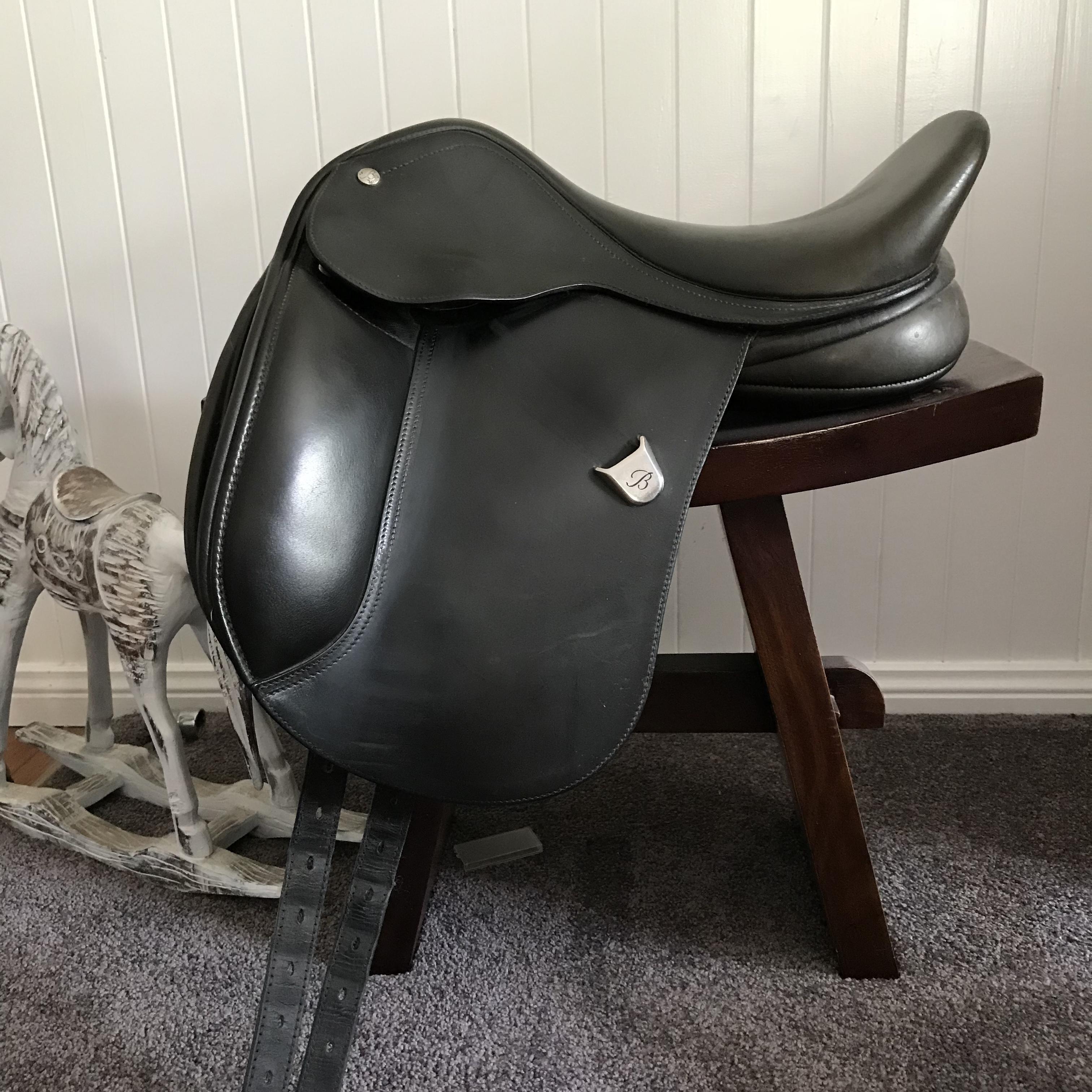 Bates pony dressage