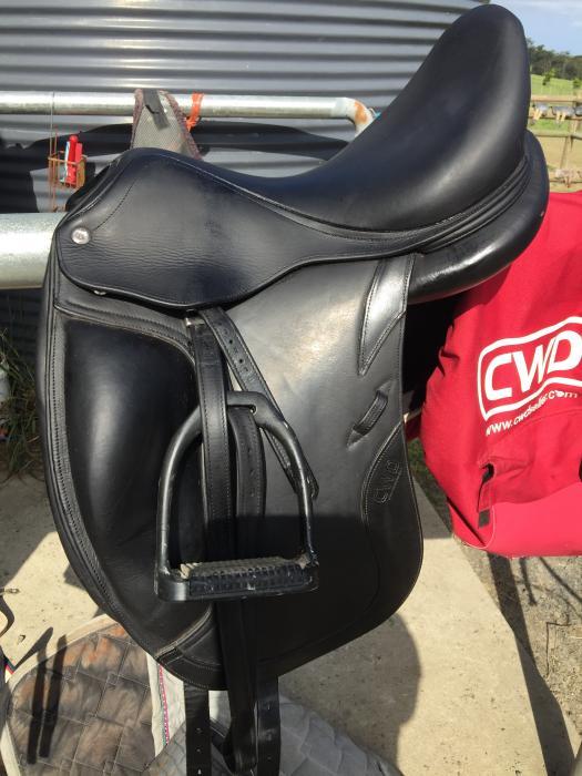 CWD Dressage Saddle