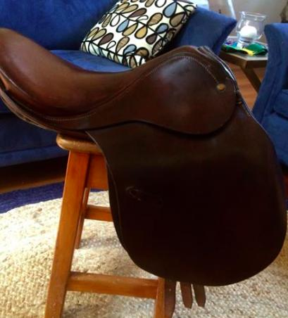 Leather All Purpose Saddle