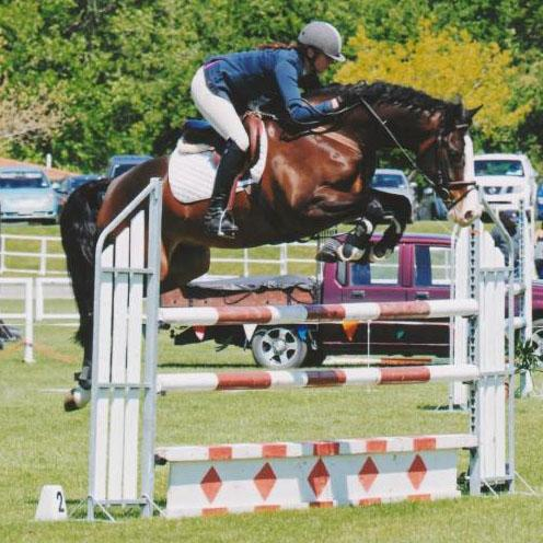 WOW - YOUNG RIDER/JUNIOR DREAM JUMPER