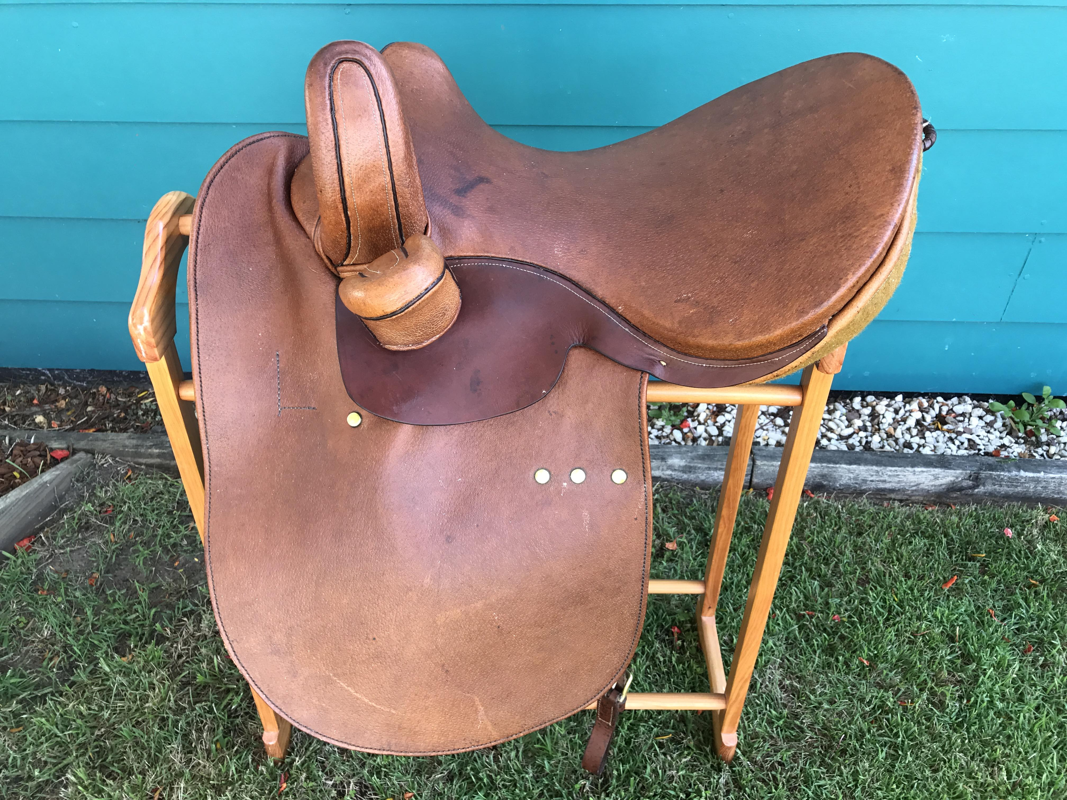 Hard to find Australian Side Saddle