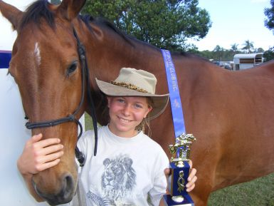 Little Champions Burpengary Hunter Trial 2009