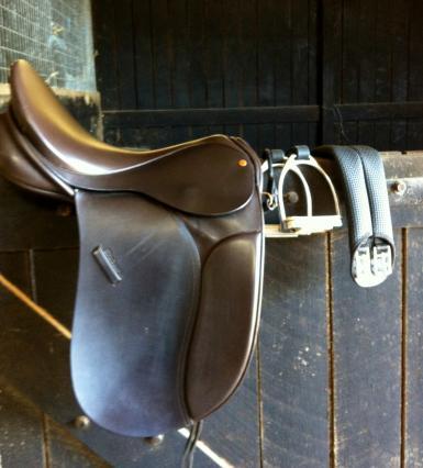 Windsor saddle 1