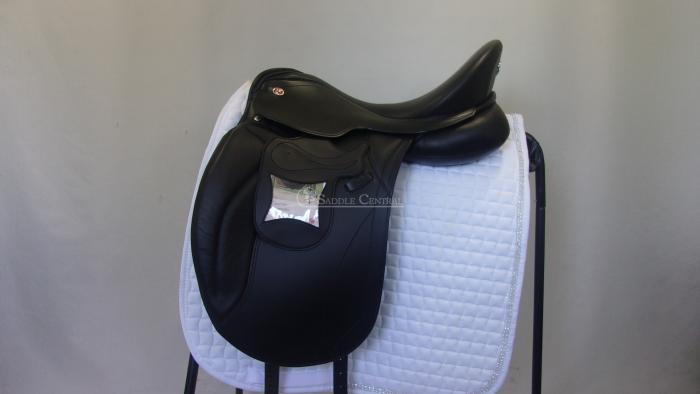 """Kieffer Paris DP size 1 / 17"""" Dressage Saddle *"""