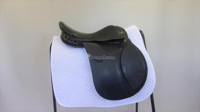 "Ideal Classic 15.5"" All Purpose Saddle"