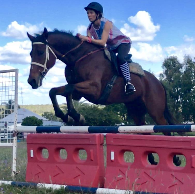 Showjumping Eventing