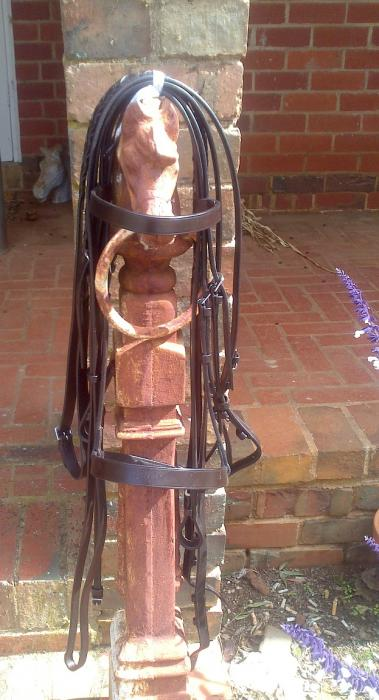 Champion Cob Double Bridle