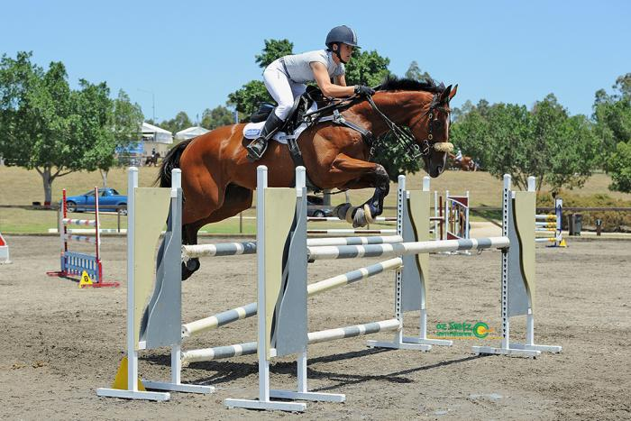 Talented Eventer