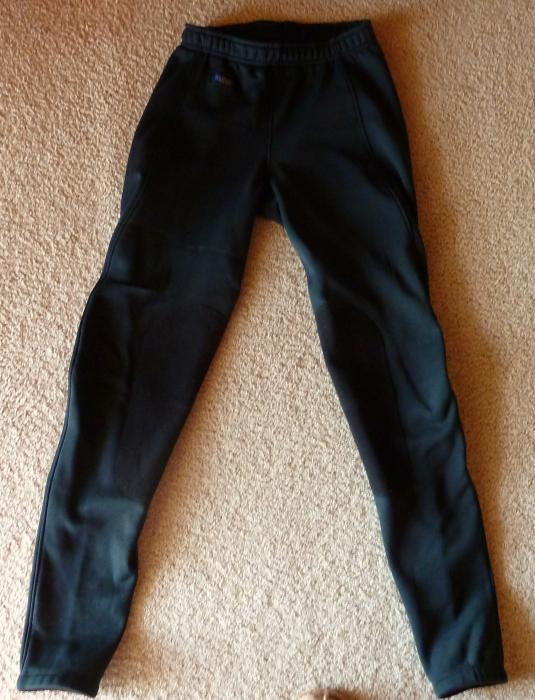 IRIDEON BLACK WINDPRO BREECHES