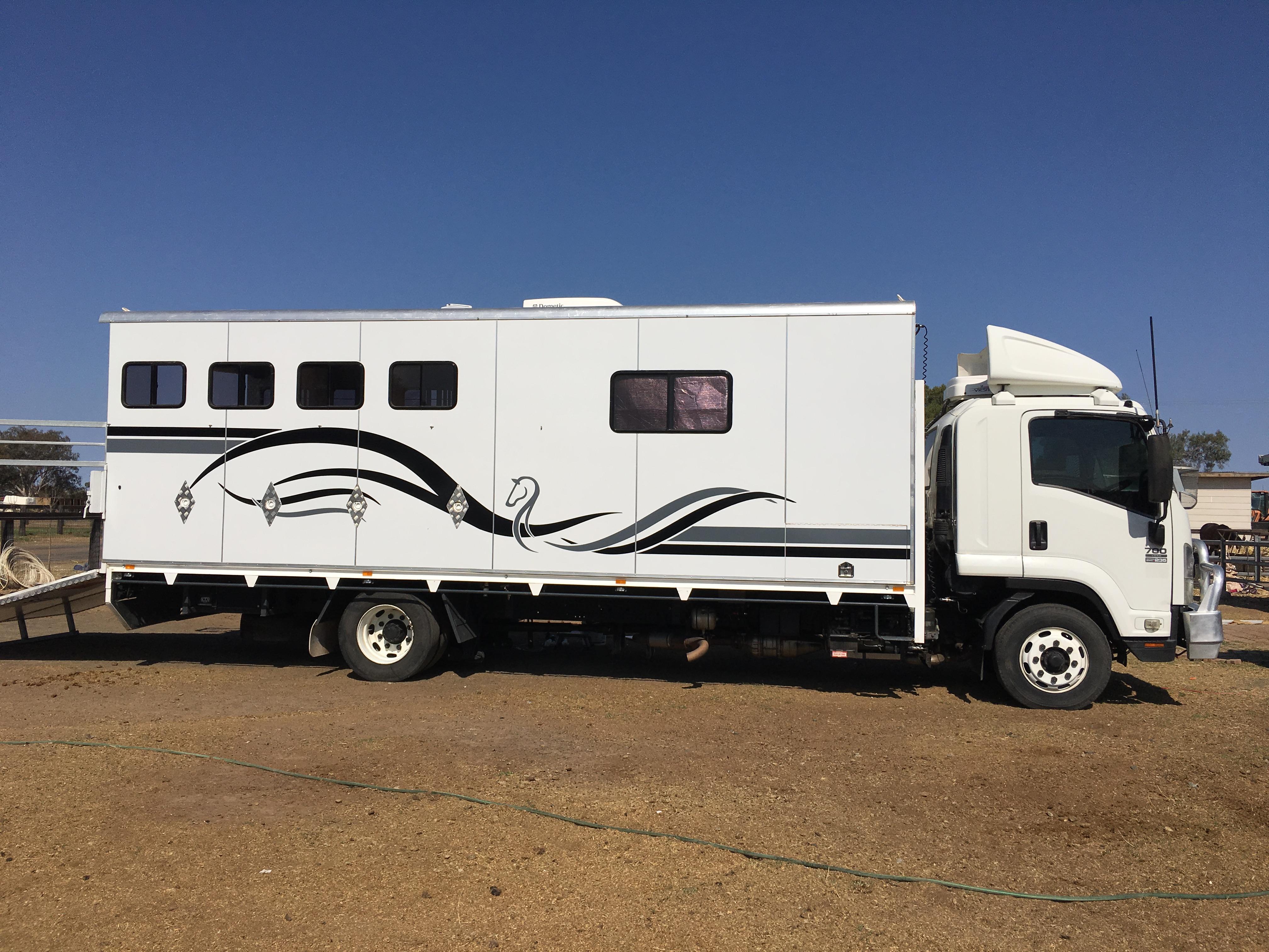 Modern 4H Truck