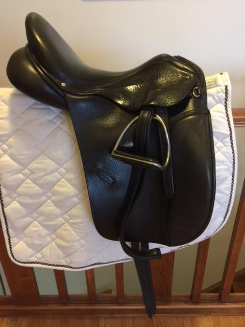 Anky Dressage Saddle