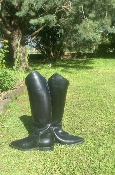 Cavallo Top Boots (ladies 8.5)