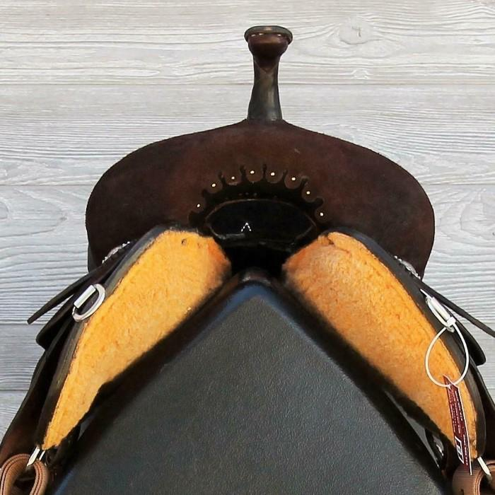 "14"" Double J Pozzi Barrel Saddle"