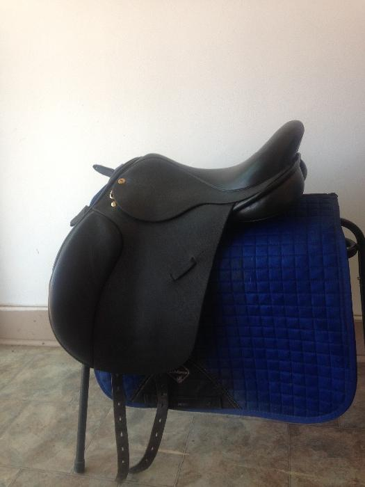 Black Country saddle GPDEVENT