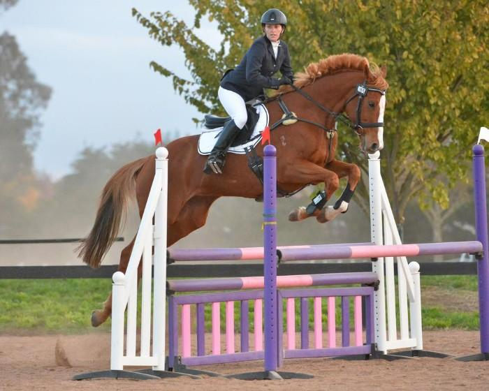 Super Talented Eventer