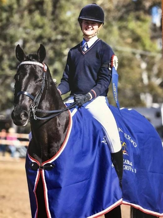 Stunning Interschool all rounder with talent