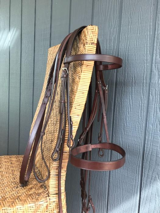 Brand New Double Bridle Full Size