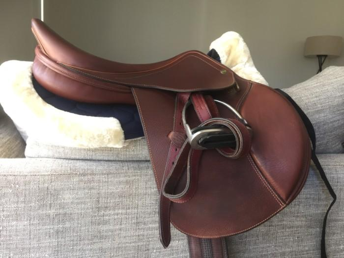 Henri de Rivel ProJump saddle